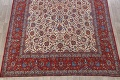 Antique Floral 10x16 Isfahan Persian Area Rug image 5
