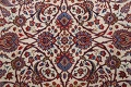 Antique Floral 10x16 Isfahan Persian Area Rug image 11