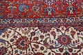 Antique Floral 10x16 Isfahan Persian Area Rug image 12