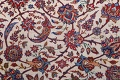 Antique Floral 10x16 Isfahan Persian Area Rug image 15