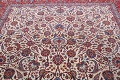 Antique Floral 10x16 Isfahan Persian Area Rug image 16