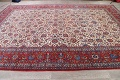 Antique Floral 10x16 Isfahan Persian Area Rug image 18