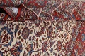 Antique Floral 10x16 Isfahan Persian Area Rug image 25