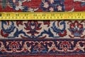 Antique Floral 10x16 Isfahan Persian Area Rug image 29