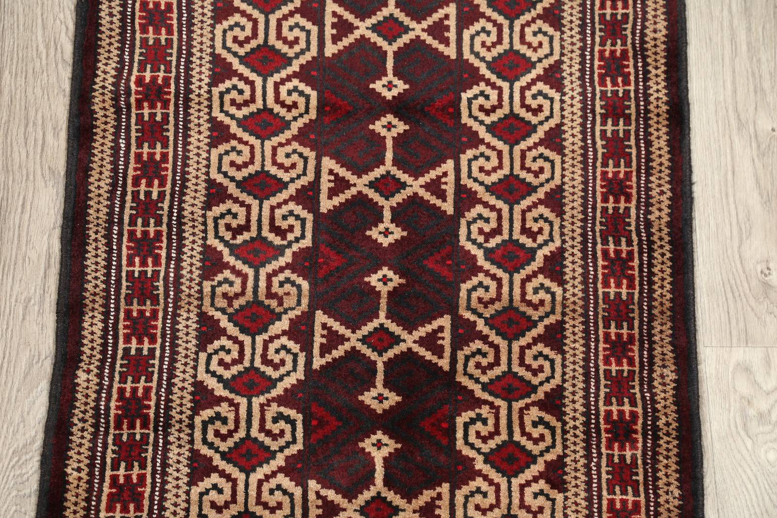 Geometric 3x4 Turkoman Persian Area Rug