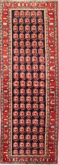 All Over 5x13 Ardebil Persian Rug Runner