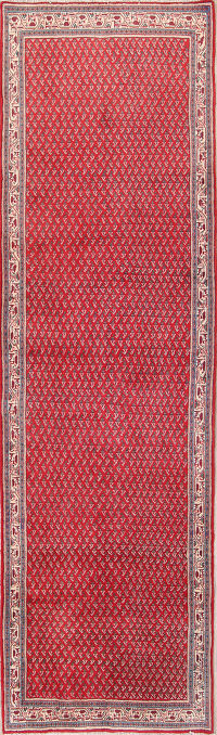Geometric All-Over Botemir Persian Rug Runner