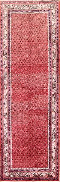 All-Over 4x11 Botemir Boteh Persian Rug Runner