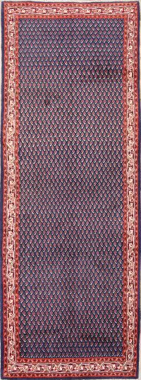 All-Over 3x10 Botemir Boteh Persian Rug Runner