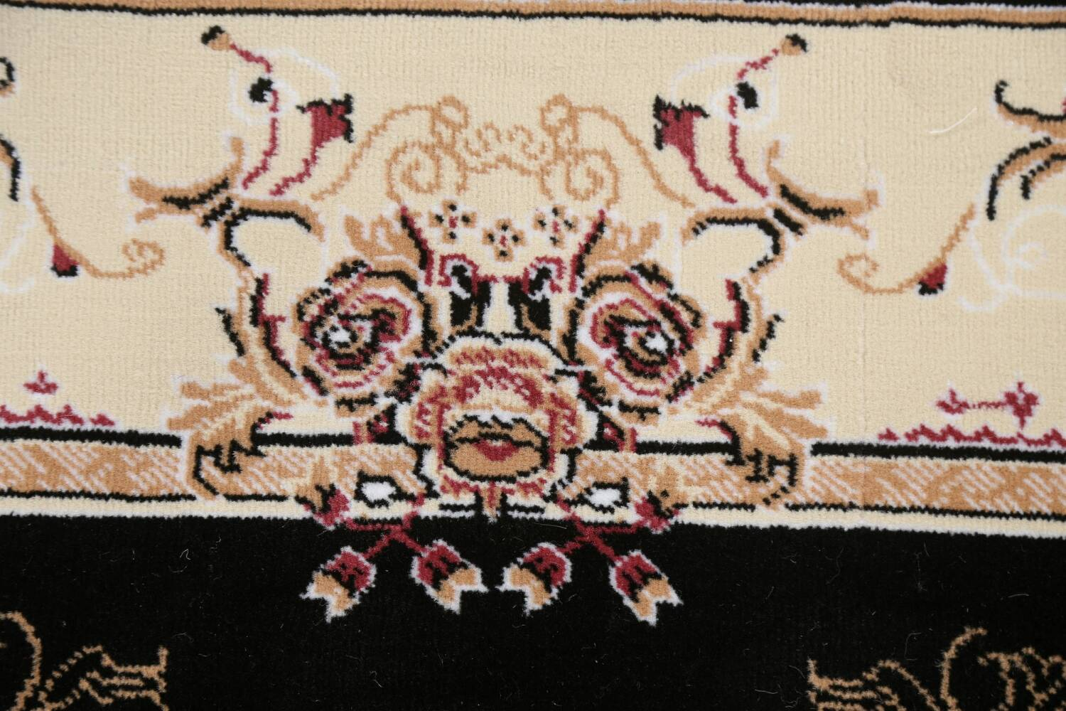 Soft Plush Floral 7x10 Isfahan Persian Area Rug image 10