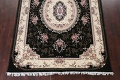 Soft Plush Floral 7x10 Isfahan Persian Area Rug image 5