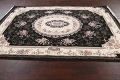 Soft Plush Floral 7x10 Isfahan Persian Area Rug image 14