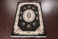 Soft Plush Floral 7x10 Isfahan Persian Area Rug image 15