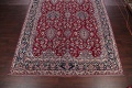 All-Over Floral 11x16 Yazd Persian Area Rug image 5
