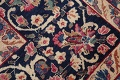 All-Over Floral 11x16 Yazd Persian Area Rug image 8
