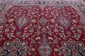All-Over Floral 11x16 Yazd Persian Area Rug image 15