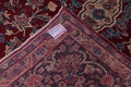 All-Over Floral 11x16 Yazd Persian Area Rug image 25
