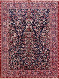 Floral 10x14 Mood Persian Area Rug