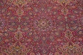 All-Over Floral 11x16 Mashad Persian Area Rug image 4