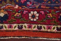 All-Over Floral 11x16 Mashad Persian Area Rug image 7