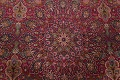 All-Over Floral 11x16 Mashad Persian Area Rug image 17