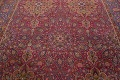 All-Over Floral 11x16 Mashad Persian Area Rug image 18