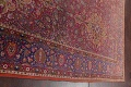 All-Over Floral 11x16 Mashad Persian Area Rug image 20