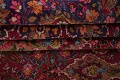 All-Over Floral 11x16 Mashad Persian Area Rug image 25