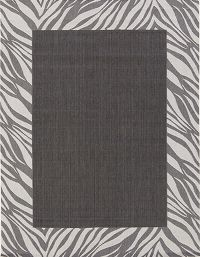 Outdoor/Indoor Modern Belgium Oriental Area rug