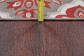 Red/Silver Transitional Floral Belgium Oriental Runner Rug 2x8 image 5