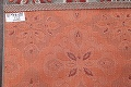 Red/Silver Transitional Floral Belgium Oriental Runner Rug 2x8 image 6