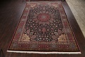 Large Floral Mashad Persian Area Rug 11x15 image 2