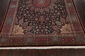 Large Floral Mashad Persian Area Rug 11x15 image 8