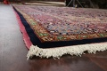 Large Floral Mashad Persian Area Rug 11x15 image 6