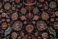 Large Floral Mashad Persian Area Rug 11x15 image 11