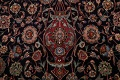 Large Floral Mashad Persian Area Rug 11x15 image 12