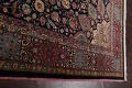 Large Floral Mashad Persian Area Rug 11x15 image 15