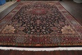 Large Floral Mashad Persian Area Rug 11x15 image 17