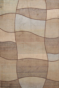 Noursion brand Abstract Oriental Area Rug 5x8