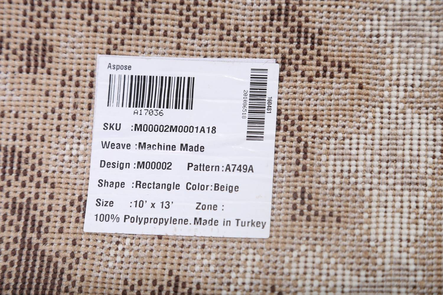 Rugsource Brand Reproduction Machine Made Turkish Oriental Area Rug image 10