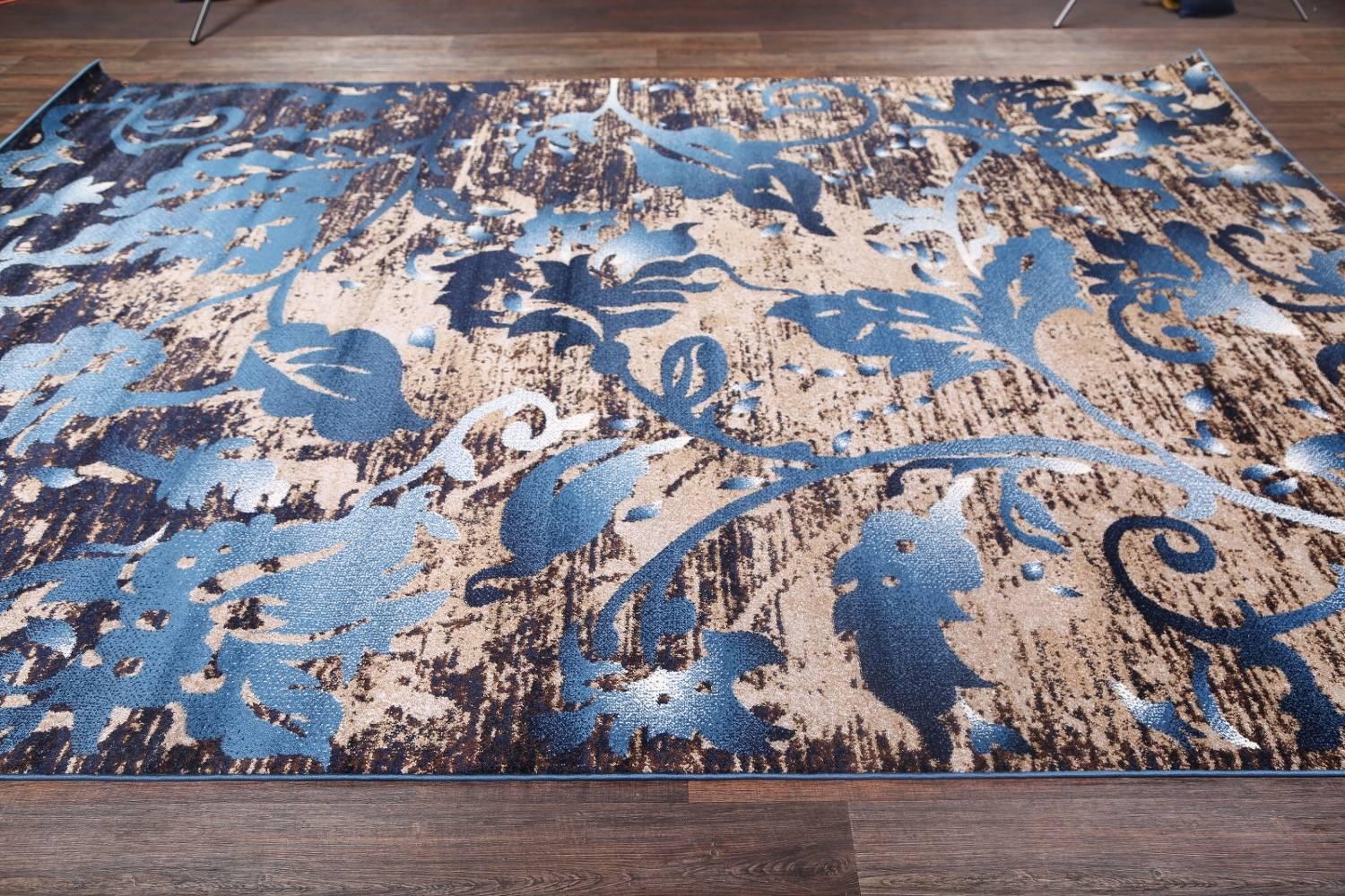 Rugsource Brand Reproduction 10x13 Machine Made Turkish Oriental Area Rug image 6