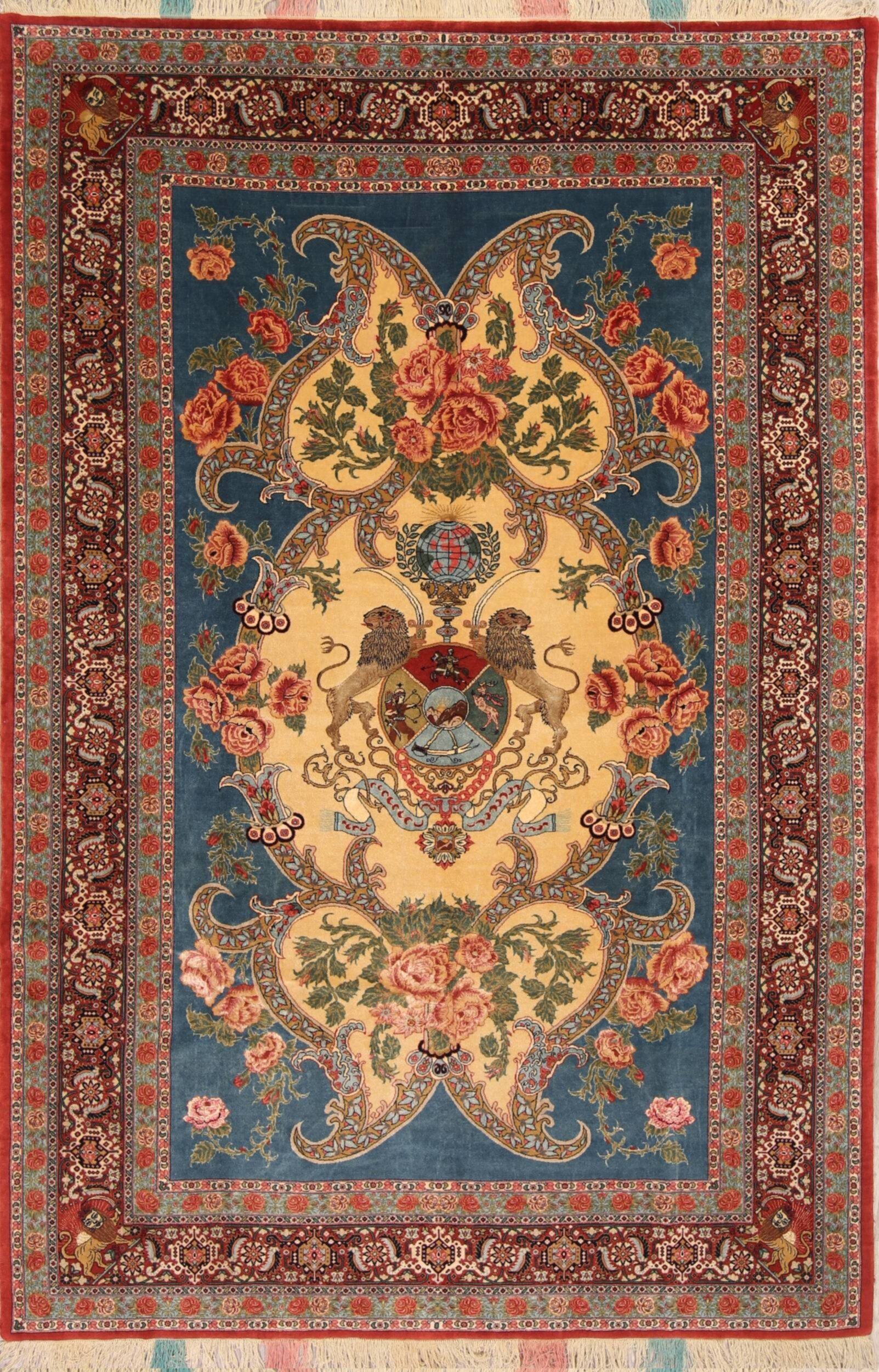 Oriental Rugs And Persian Rugs What Is The Difference