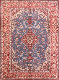 Floral Isfahan Persian Area Rug 8x11