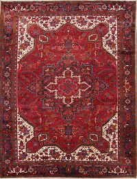 Heriz Persian Area Rug 10x12