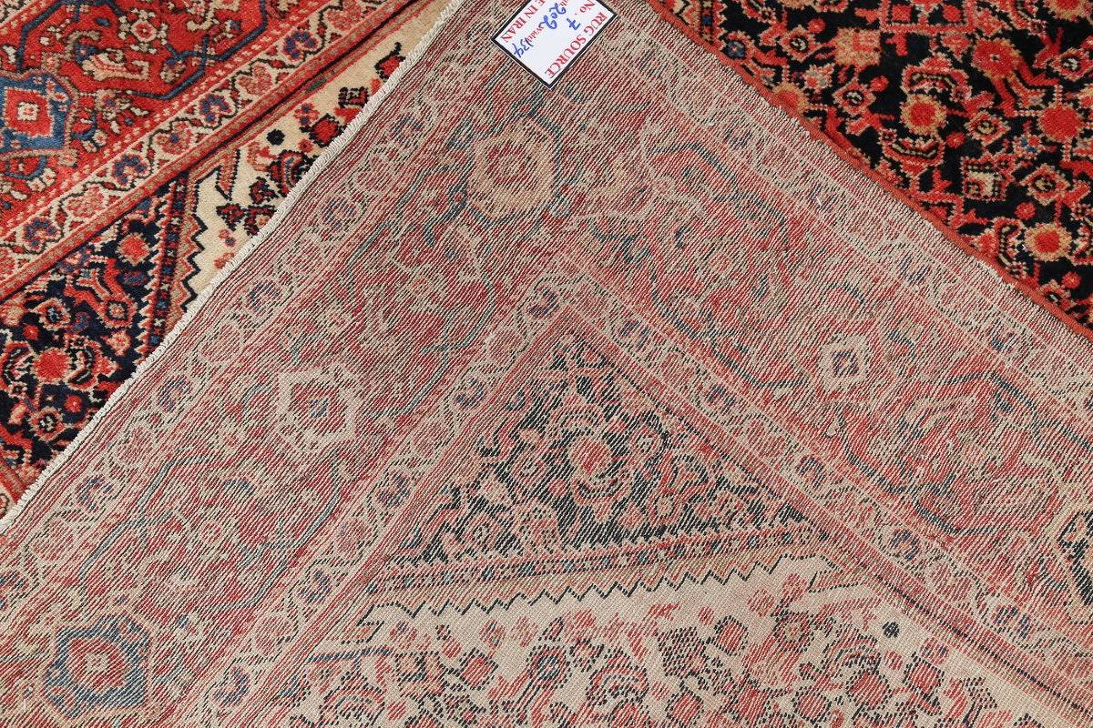Floral Malayer Mishen Persian Area Rug 4x7 image 22