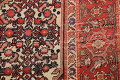 Floral Malayer Mishen Persian Area Rug 4x7 image 7