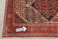 Floral Malayer Mishen Persian Area Rug 4x7 image 11