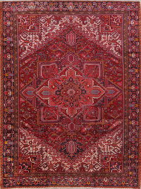 Heriz Persian Area Rug 10x13