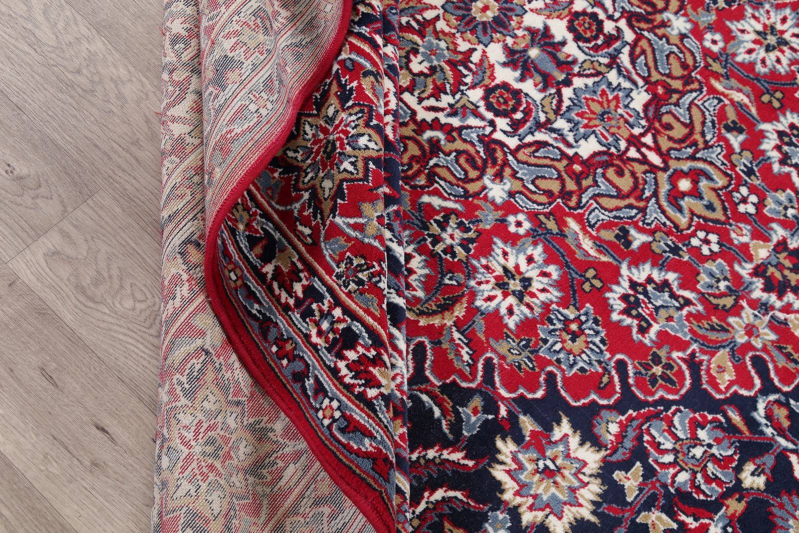 Traditional Floral Isfahan Persian Area Rug 10x13