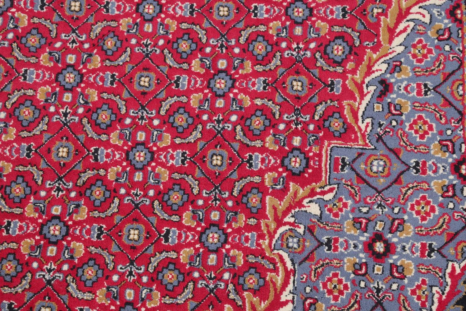 Soft Pile Floral Tabriz Persian Style Area Rug 10x13 image 8